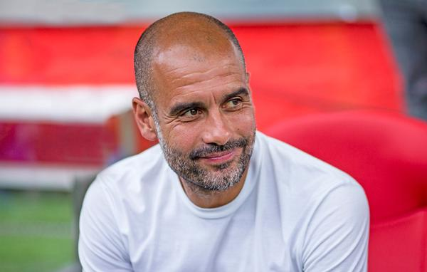 Pep Guardiola is currently manager of Manchester City / © NurPhoto/SIPA USA/PA Images