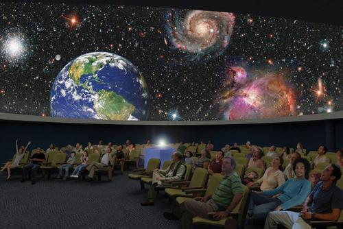 Memphis planetarium to undergo modernisation