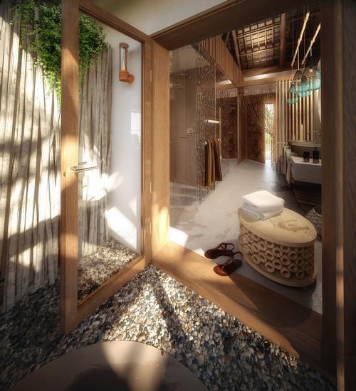 Zuri Zanzibar will feature 60 main guest rooms / Jestico + Whiles
