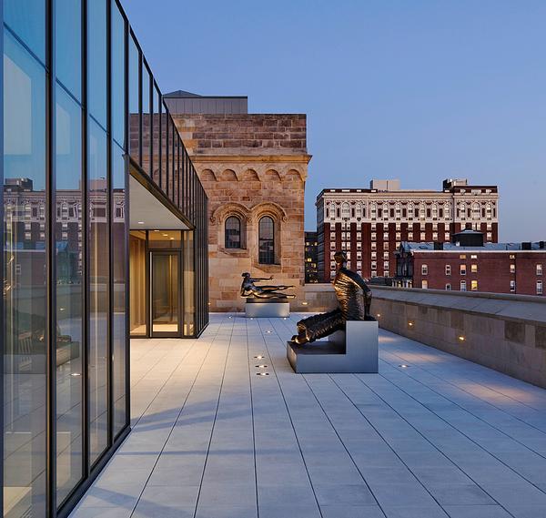 Yale University Art Gallery by Duncan Hazard & Richard Olcott / ©Elizabeth Felicella