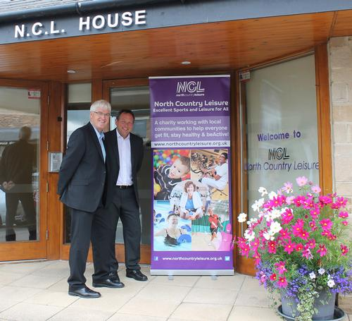North County Leisure appoints new chief executive Darren Lamb