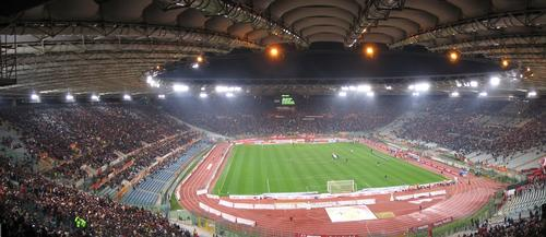 Rome's Stadio Olympico is one of the existing venues which would be used at the 2024 Games / Fellner Tami/Shutterstock.com
