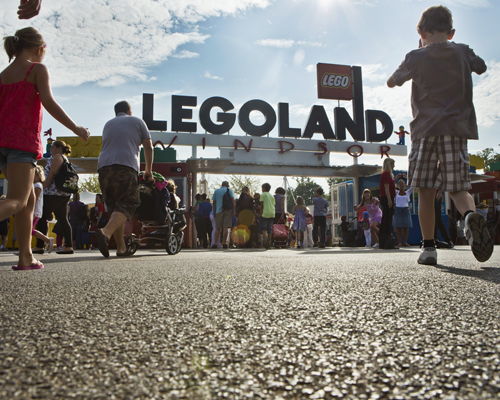 Accesso technology installed at Legoland Windsor