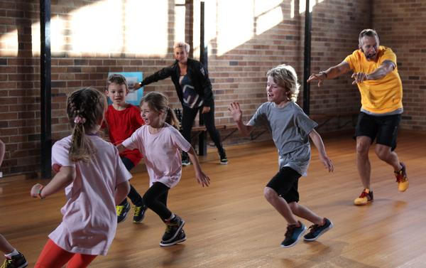 Born to Move sessions combine age-appropriate  movement with music