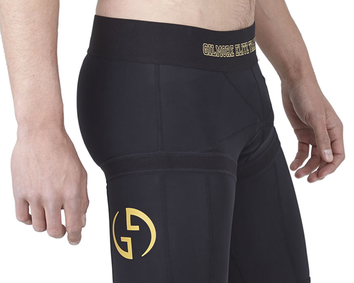 Compression shorts target groin injury prevention