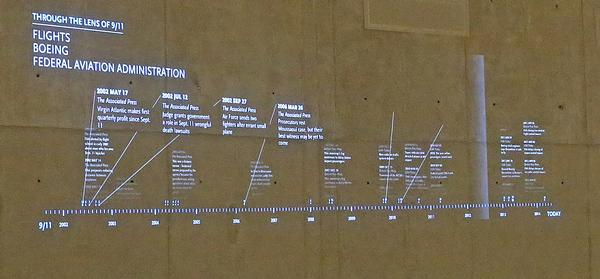Jake Barton of Local Projects, and Timescape, an algorithmic exhibit