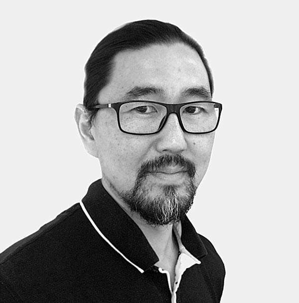 Atelier TAG founder Katsuhiro Yamazaki