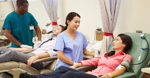 Too much iron can be  toxic, but the solution  is simple: give blood / Photo: shutterstock.com