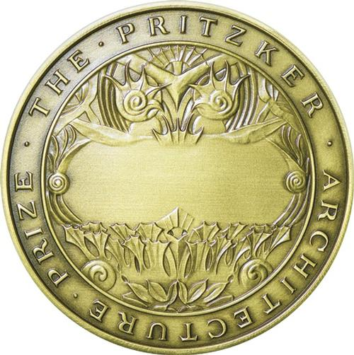 The Pritzker Prize is widely regarded as the world's highest architectural accolade / Pritzker Prize