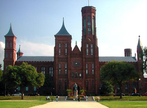 Smithsonian Castle is set to become a cornerstone of the campus in the new master plan