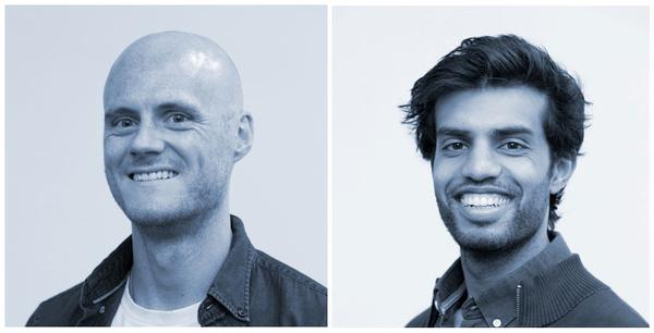 Dominic Fennell and Nishal Desai