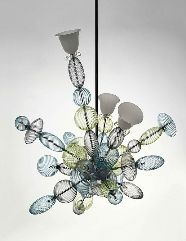 2. The Perseus chandalier