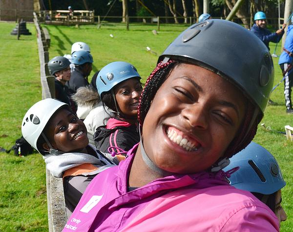 Positive Youth Foundation provides support to disadvantaged young people