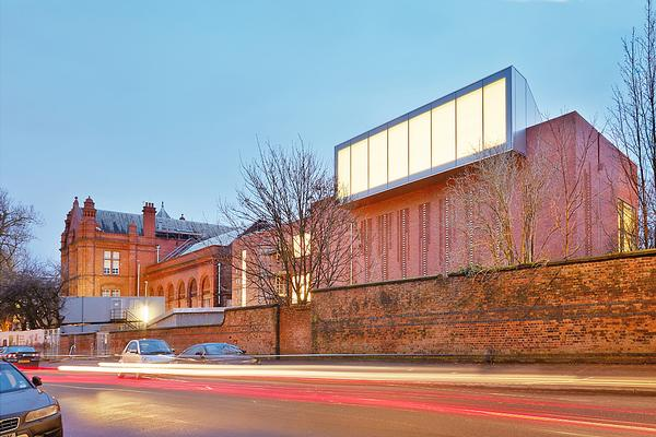 The Whitworth Art Gallery was shortlisted for RIBA's Stirling Prize in 2015