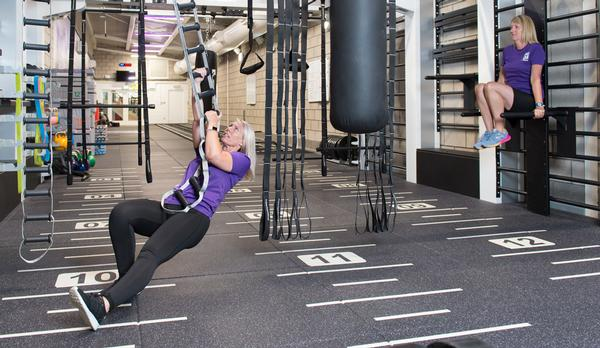 The Queenax unit allow users to enjoy a wide variety of exercises