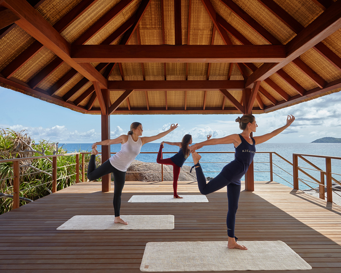 Ana Heart yoga-wear collection released in Six Senses Spas