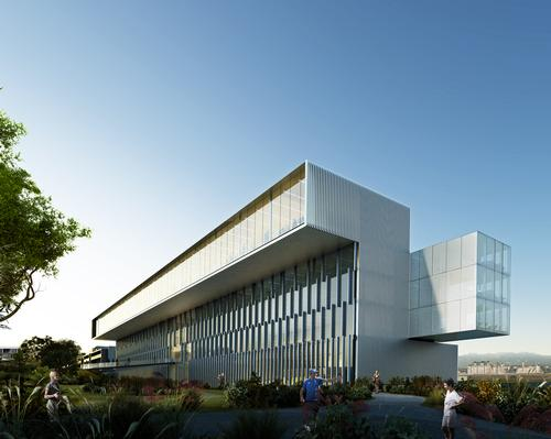 The architects won a design competition with their vision for the building / Rafael de La-Hoz
