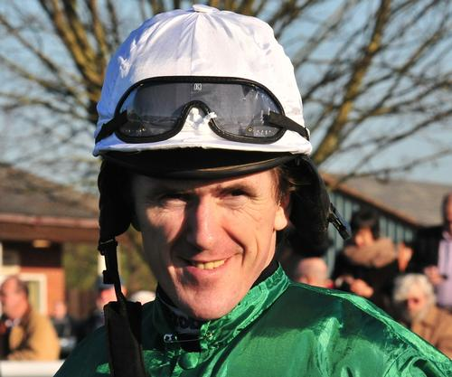 Jockey AP McCoy in the saddle for ukactive Flame Conference