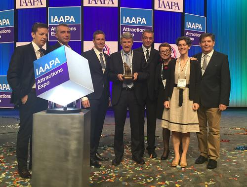 IAAPA 2014: Puy du Fou claims prestigious Applause Award and reveals plans to expand into China 'and beyond'