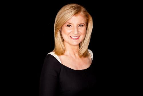 Arianna Huffington: Wellbeing is essential to success