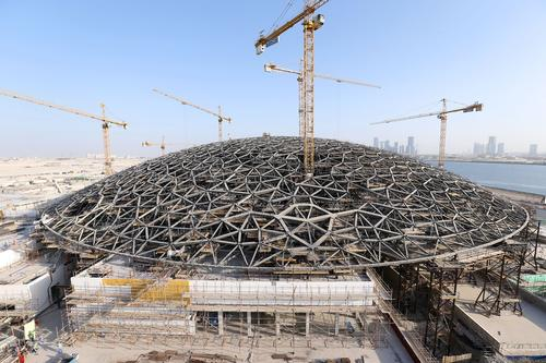 Louvre Abu Dhabi opening delayed until end of 2016