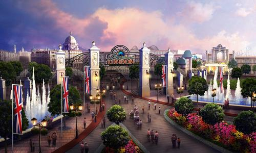 IAAPA 2014: Firm behind UK Paramount resort aiming to drive project forward