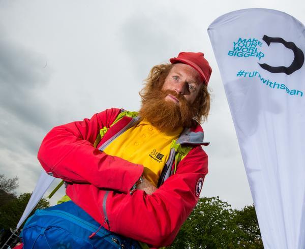 Sean Conway, extreme adventurer