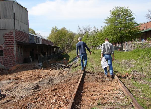 The BeltLine was first conceived in a 1999 master's thesis by a student