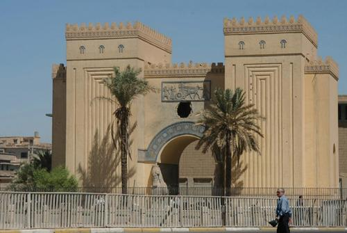 Iraq's national museum reopens to the public for the first time since 2003