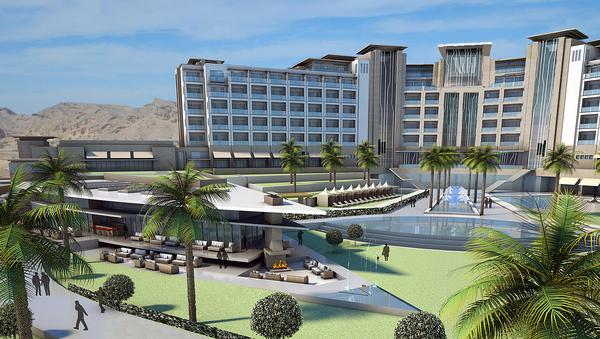 The OIF is investing in an Intercontinental hotel within a new convention centre in Muscat due to open in 2016