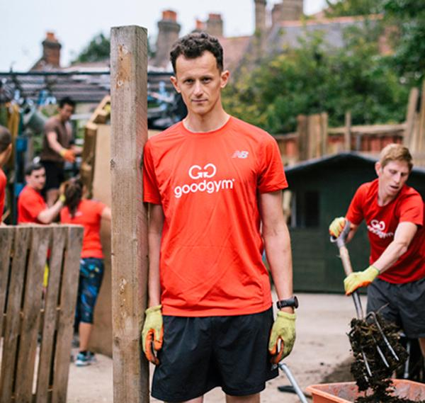 GoodGym founder Gormley wanted to tackle isolation in the elderly