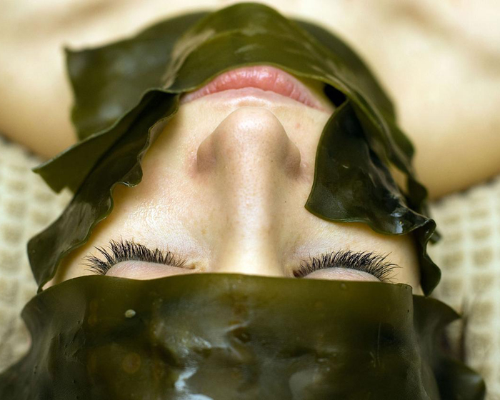 The Woodhouse Day Spa will offer fresh Atlantic Ocean seaweed and organic products