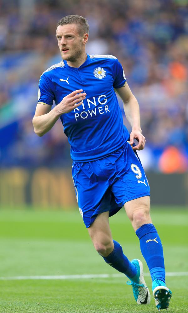 A focus on sports conditioning and recovery helped turn Leicester City's Jamie Vardy into an England striker / PHOTO: © PA IMAGES
