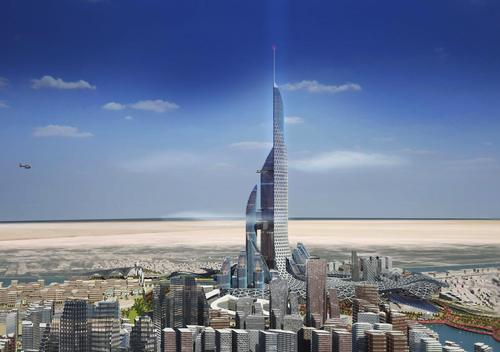The 'city within a city' has been as a landmark for Basra, which is undergoing extensive urban regeneration / AMBS Architects