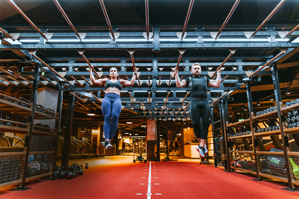 Third Space gym in the City of London