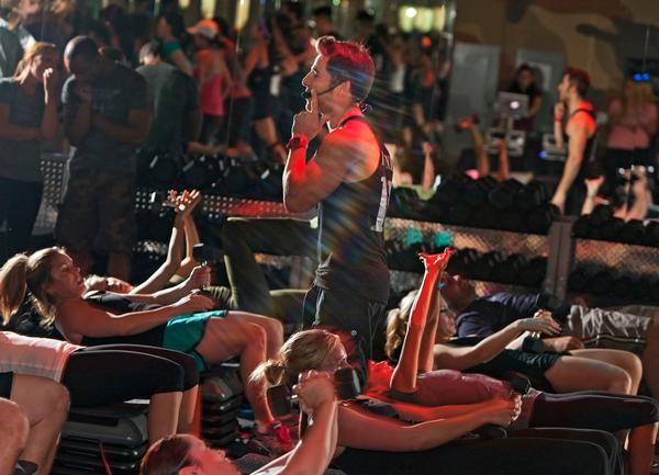 Barry's Bootcamp is part of the new boutique fitness sector that has emerged in recent years, changing the market