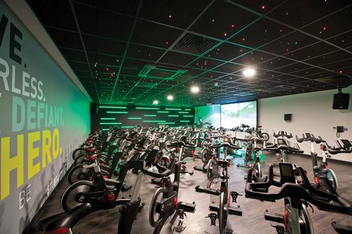 David Lloyd announces tech and design-driven gym innovation programme
