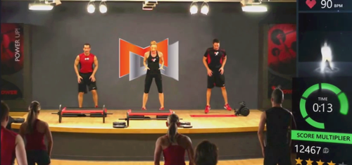 Fitness brand chosen by Microsoft for Xbox One fitness system