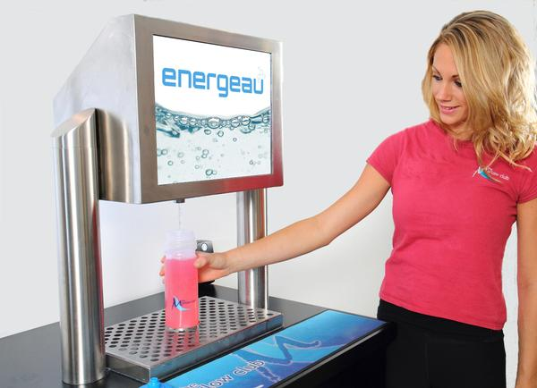Energeau hydrates the low-cost market
