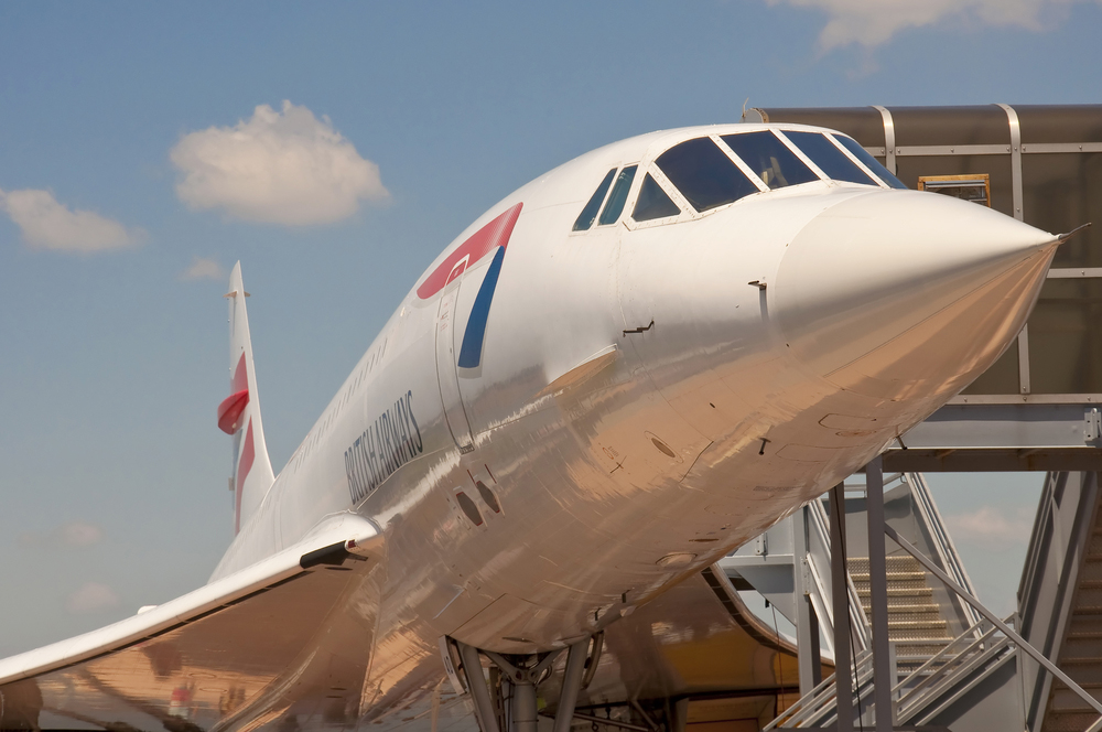 A concorde plane would be the 'star exhibit' of the attraction