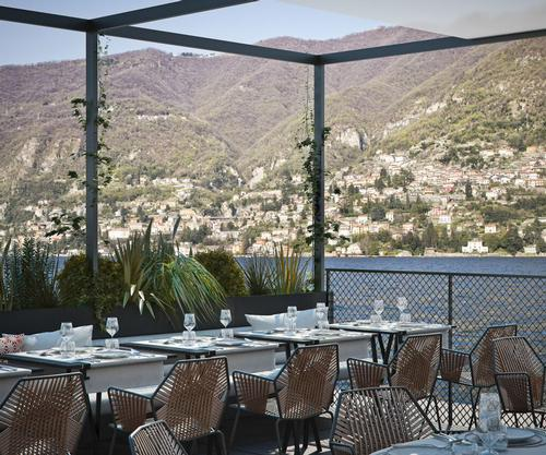 Celebrated London restaurateur Giuliano Lotto will operate the hotel's indoor/outdoor restaurant, highlighting Northern Italian food with fresh local produce / il Sereno