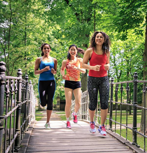 In future, physical activity will play an increasingly prominent role in society / www.shutterstock.com