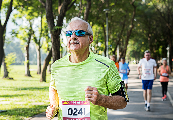 53d4f59b77 A multitude of diseases and health problems can be prevented by staying  active into older age