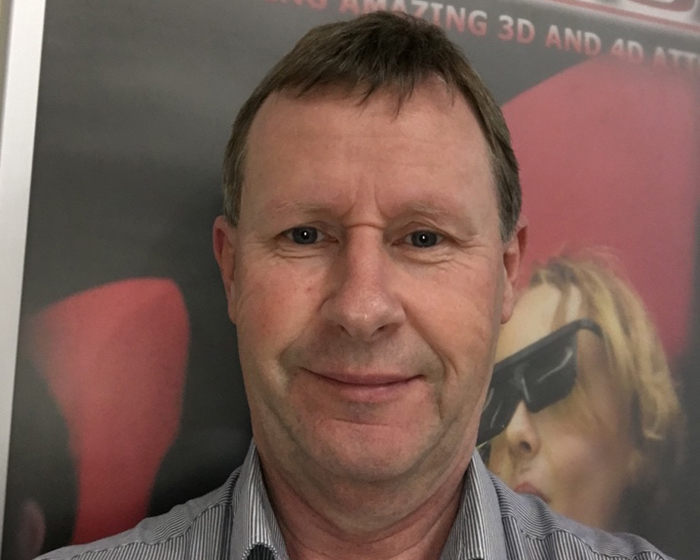 Martin Booth, a Merlin Entertainment veteran, will take over the role of head of projects at Simworx