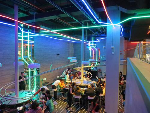 Rollercoaster Restaurant sates Emirati appetite for theme park fun