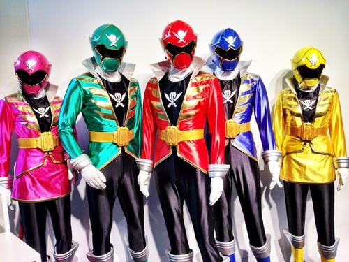 Power Rangers and Fit For Sport team up to get kids moving