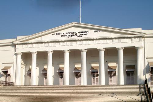 The historic Asiatic Society of Mumbai would be one of the 1,000 sites no longer considered a heritage site in Mumbai