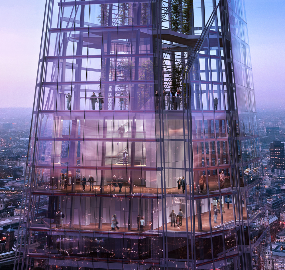 Details of London's tallest attraction revealed