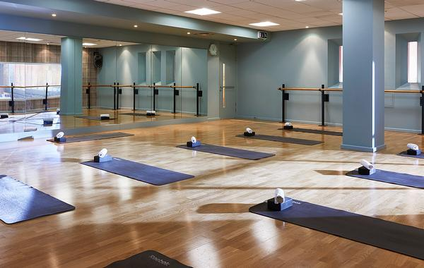 There is a studio dedicated to yoga, barre and pilates and an indoor spinning studio / PHOTOS: Third Space