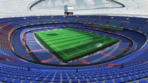 Feyenoord now looks set on a new 70,000-seat stadium following the collapse of several other proposals / BAM